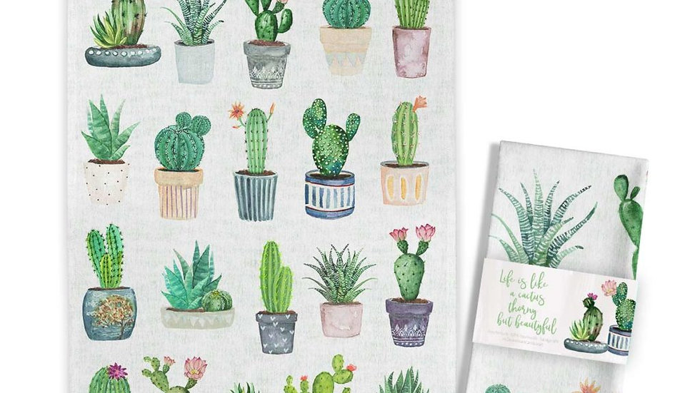 Kitchen TowelCactus Collection
