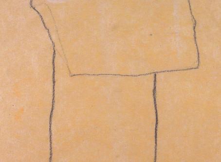 How Schiele's artworks show psychological compensations