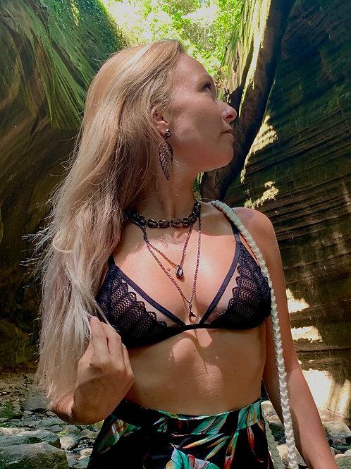 Bralette Preto