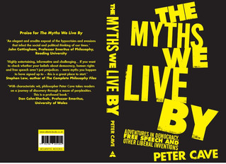 Now available: The Myths We Live By - Hardback edition, September 2019