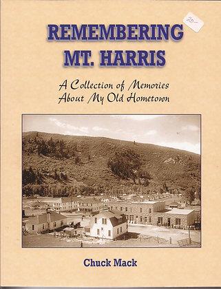 Remembering Mt. Harris