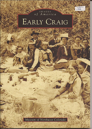 Book: Early Craig