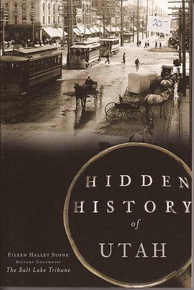 Book: Hidden History of Utah