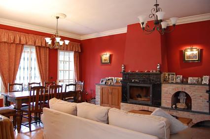 Mine living room