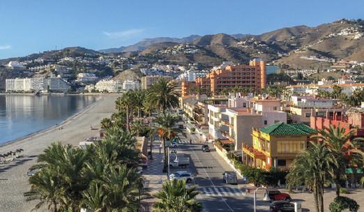 Almuñecar Town