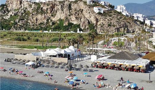 El Peñon Beach