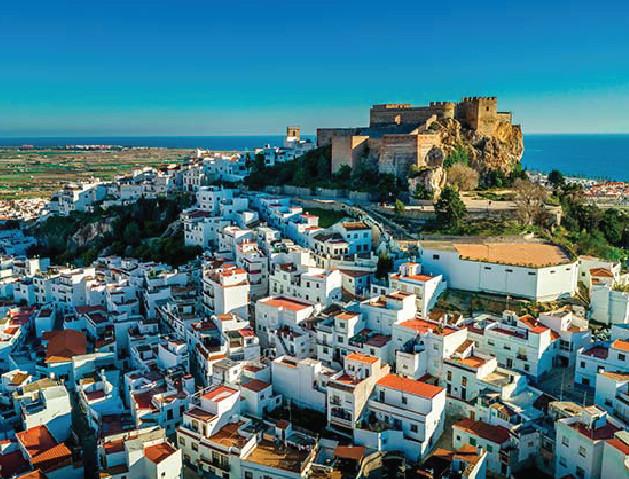 Salobreña Town