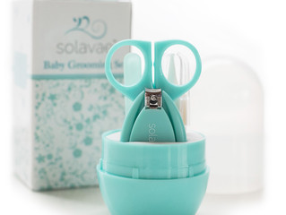 2 Essential Grooming Tools for Newborn Babies