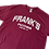 Thumbnail: Garnet and Gray Collegiate T-shirts