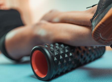 運動後為什麼要放鬆筋膜?
