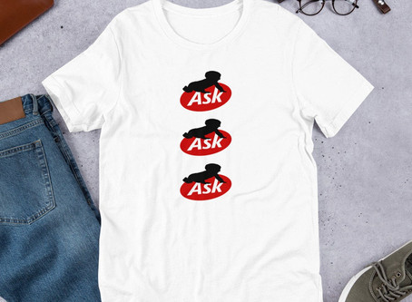 How do you get the latest designs T-shirts and clothes?