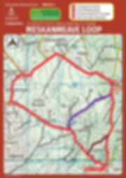 Rathmullan Mescanmeave road trail route