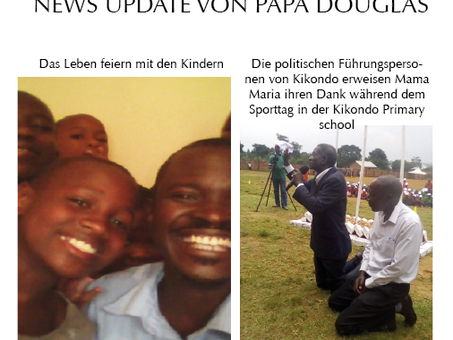 News Update vom Emmanuel Center Kikondo