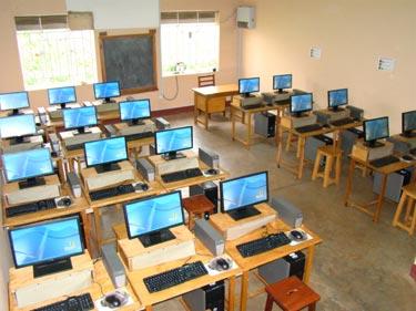 Der Medien-Design Klassenraum