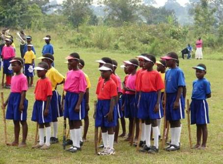 Sporttag der Grundschule zum Ende des 2. Trimesters