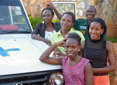 Geburtstagsspende für Vision for Africa
