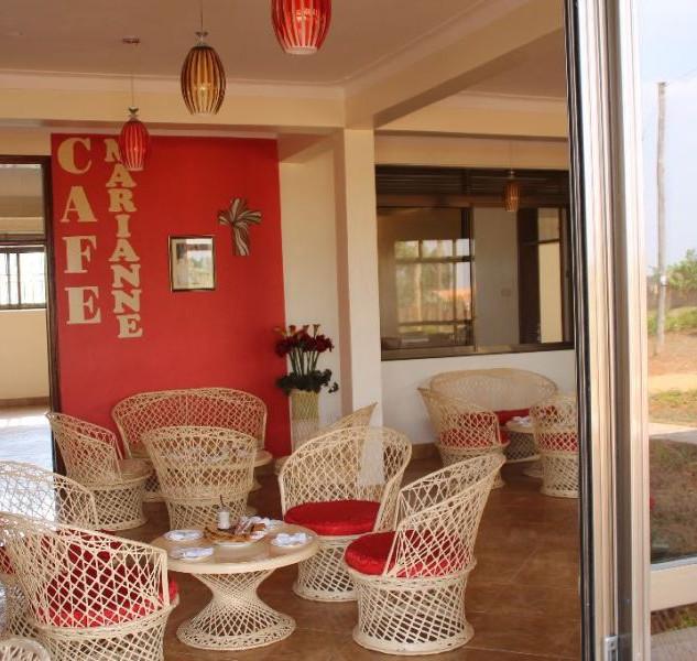 Café benannt nach Maria Preans Mutter Marianne
