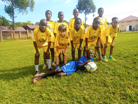 Football gala of our children homes