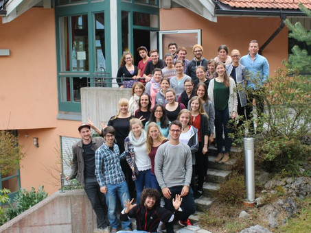Volunteers conference in Austria 2016
