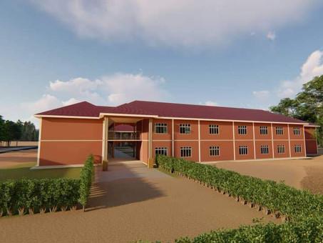 New Primary School building process has started in Karamoja