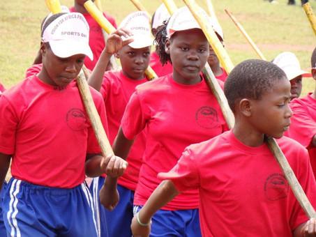 Sporttag in der Grundschule