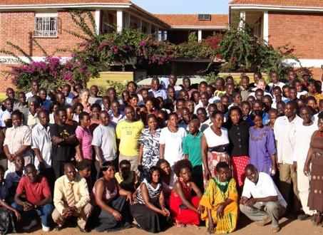 Mitarbeiter Konferenz, Mai 2010