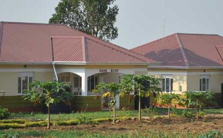 Bau der Kinderhäuser Nr. 8 und 9