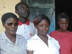 """New Living Hope School"" for the blind in Kikondo"