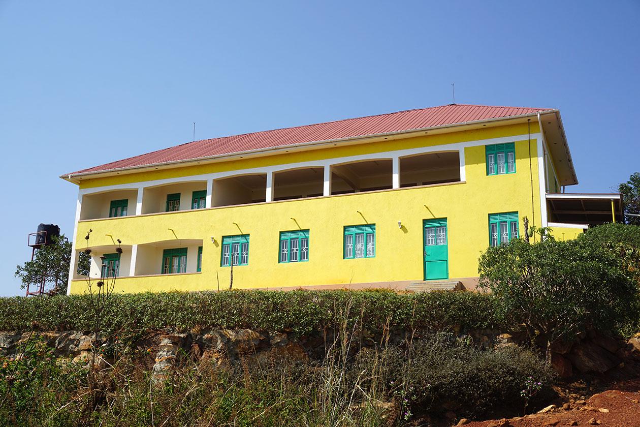 Jüngerschaftsschule/ Konferenzhaus