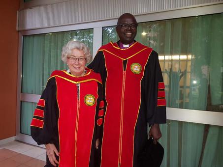 Ehrendoktorat für Maria Luise Prean