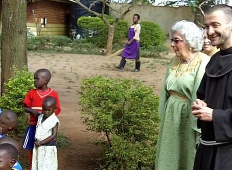 Interview von Franziskaner Bruder Rene mit Maria Prean