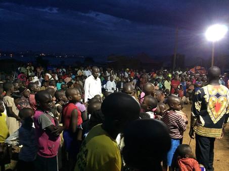 Evangelisations-Einsatz in Kikondo