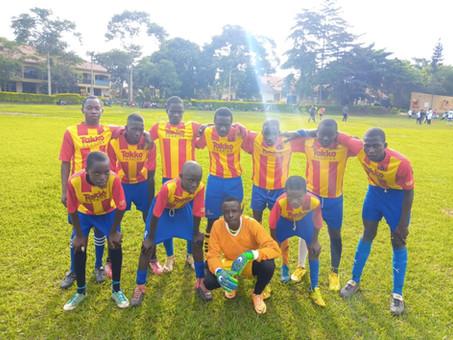 Fußball Gala der Kinderhäuser