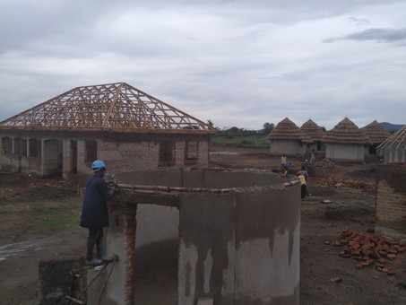 Aktuelle Bauprojekte Karamoja