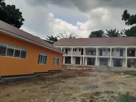 Aktuelles Bauprojekt: Prothesenwerkstatt ProUganda