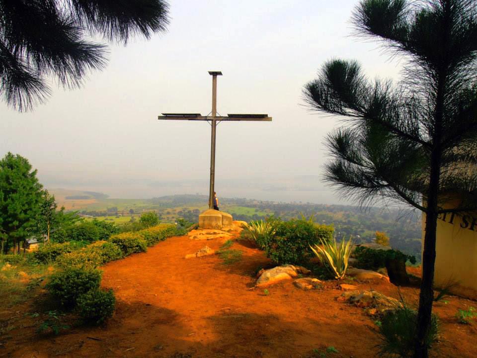 Kreuz auf dem Gebetsberg