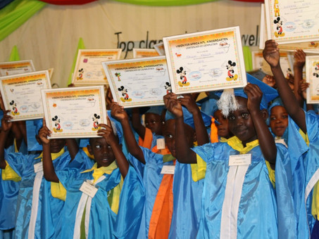 Nursery School 6th Graduation Ceremony