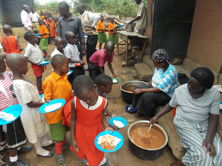 Kikondo Primary School übernommen