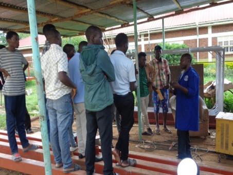 Jüngerschaftstraining für unsere Studenten