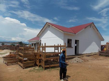 Renovierung/Erweiterung Primary School in Kikondo