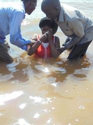 New Living Hope Schule für Blinde in Kikondo