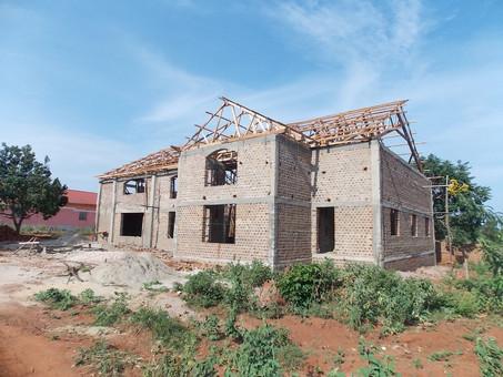 Bauprojekt: Kirche in Kikondo