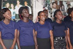 Theaterstück der Studenten