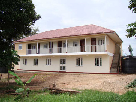 Neues Administrationsgebäude