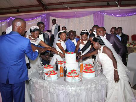 Ein großes Fest: Sechs VfA Mitarbeiter-Paare trauten sich!