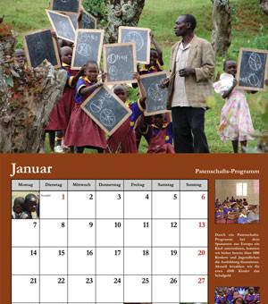 Neuer Kalender 2008 verfügbar!