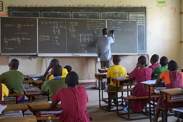 Primary school Mukono