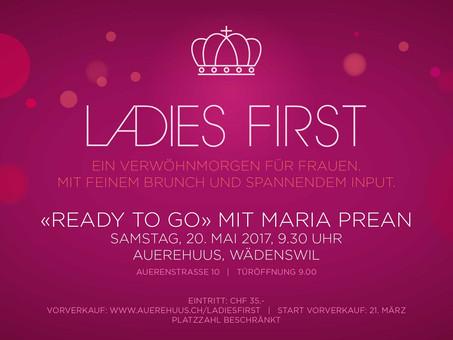 Ladies Brunch mit Maria Prean, Schweiz