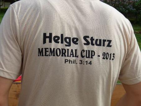 Helge Sturz Memorial Cup