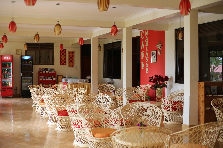 Café Marianne interior
